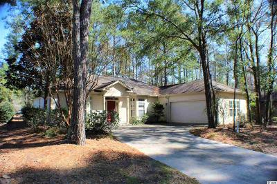 North Myrtle Beach Single Family Home For Sale: 1813 Spinnaker Dr.