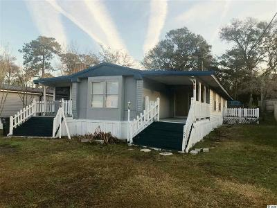North Myrtle Beach Single Family Home For Sale: 1004 Seaside Dr.