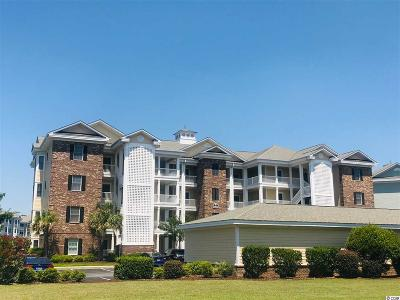 Myrtle Beach Condo/Townhouse For Sale: 4825 Luster Leaf Circle #201