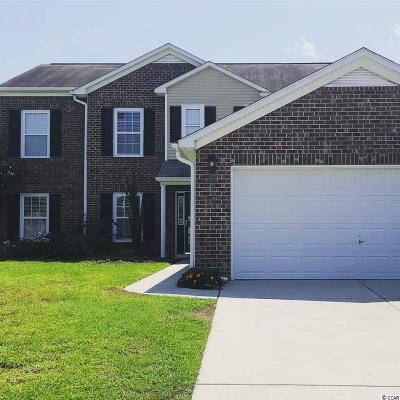 Myrtle Beach SC Single Family Home For Sale: $249,000