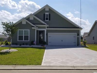 Murrells Inlet Single Family Home Active Under Contract: 113 Bucky Loop