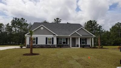 Surfside Beach Single Family Home For Sale: 1420 Baytree Ln.