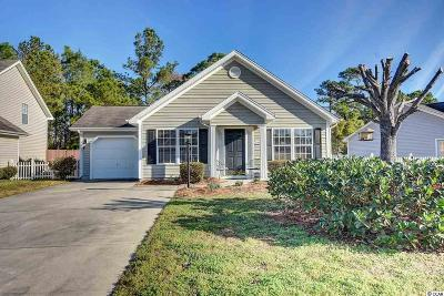 Myrtle Beach Single Family Home Active-Pend. Cntgt. On Financi: 4984 Southgate Pkwy.