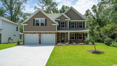 North Myrtle Beach Single Family Home For Sale: 1212 Inlet View Dr.