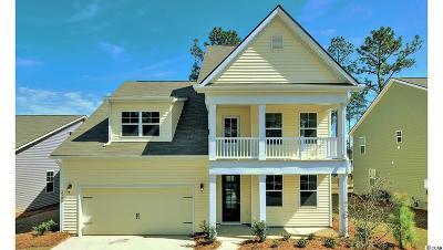 Myrtle Beach Single Family Home For Sale: Tbd Stellar Loop