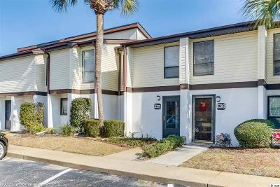 North Myrtle Beach Condo/Townhouse For Sale: 1012 Possum Trot Rd. #E-35