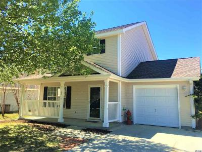 Myrtle Beach Single Family Home For Sale: 4719 Southgate Pkwy.