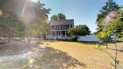 Hartsville Single Family Home Active Under Contract: 358 Birchwood Dr.