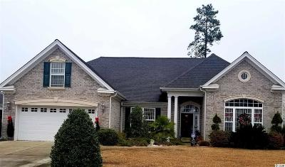 Murrells Inlet Single Family Home For Sale: 106 Willow Bay Dr.