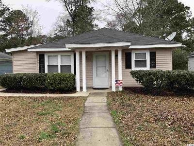 Myrtle Beach Single Family Home For Sale: 6639 Wisteria Dr.