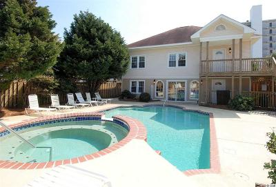 North Myrtle Beach Single Family Home For Sale: 4308 S Ocean Blvd.