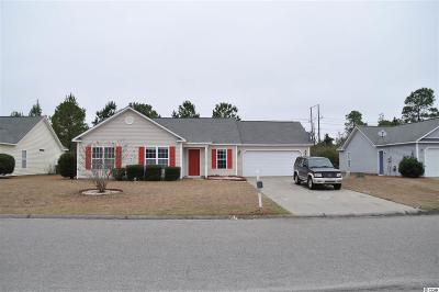 Myrtle Beach Single Family Home Active-Pend. Cntgt. On Financi: 708 West Perry Rd.