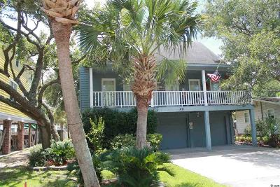 Surfside Beach Single Family Home For Sale: 121 15th Ave N Surfside Beach