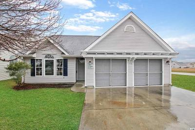 Surfside Beach Single Family Home Active Under Contract: 544 Mallard Ln.