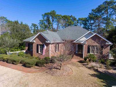 Pawleys Island Single Family Home For Sale: 56 Red Tail Hawk Loop
