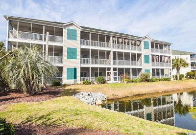 Myrtle Beach Condo/Townhouse For Sale: 1100 Commons Blvd. #103