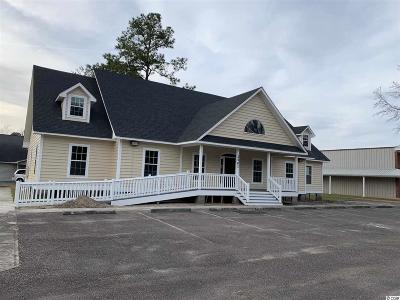 Georgetown County Commercial Active Under Contract: 2501 N Fraser St.