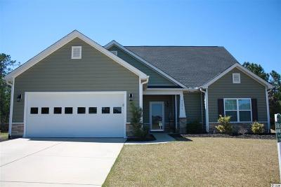 Myrtle Beach Single Family Home For Sale: 9564 Bald Cypress Ct.