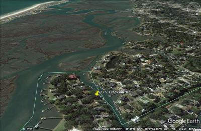 Georgetown County, Horry County Residential Lots & Land For Sale: 525 S Creekside Dr.