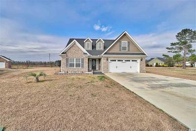 The Brick Yard Single Family Home For Sale: 409 Farmtrac Dr.