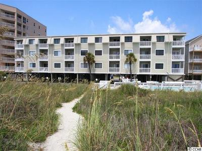 North Myrtle Beach Condo/Townhouse For Sale: 5600 N Ocean Blvd. #A3