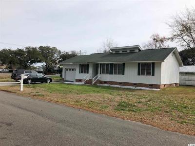 Surfside Beach Single Family Home For Sale: 1365 Glenns Bay Rd.