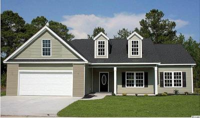 Conway Single Family Home For Sale: Tbb9 Huston Rd.