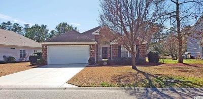 Murrells Inlet Single Family Home For Sale: 4549 Fringetree Dr.