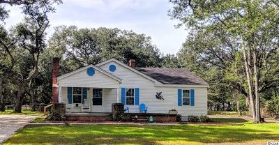 Georgetown Single Family Home For Sale: 2404 South Island Rd.