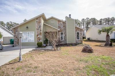Myrtle Beach Single Family Home For Sale: 314 Flag Stone Dr.