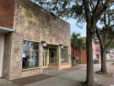 Georgetown County Commercial Active Under Contract: 724 Front St.