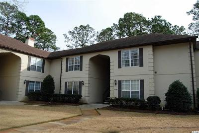 Myrtle Beach Condo/Townhouse For Sale: 708 Pipers Glen Ln. #708