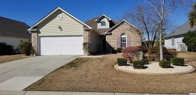 Myrtle Beach Single Family Home For Sale: 140 Coldwater Circle