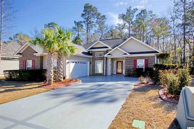 Myrtle Beach Single Family Home For Sale: 1617 Pheasant Point Ct.