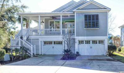 Murrells Inlet Single Family Home For Sale: 519 Belin Dr.