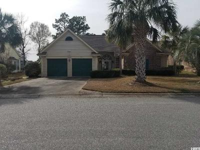Surfside Beach Single Family Home Active Under Contract: 1678 Breckingridge Dr.