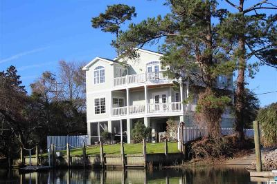 Murrells Inlet Single Family Home For Sale: 3895 Highway 17 Business