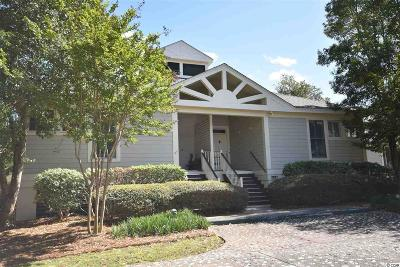 Pawleys Island Condo/Townhouse For Sale: 22 Sea Eagle Ct. #A