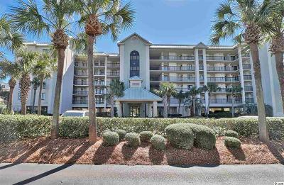 Pawleys Island Condo/Townhouse For Sale: 669 Retreat Beach Circle #C-1-D