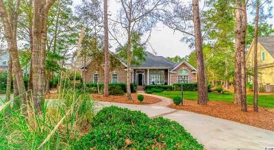 Pawleys Island Single Family Home For Sale: 130 Running Oak Ct.