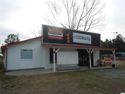 Whiteville Commercial For Sale: 5547 James B White Hwy.