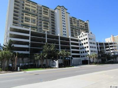 North Myrtle Beach Condo/Townhouse For Sale: 201 S Ocean Blvd. #1206