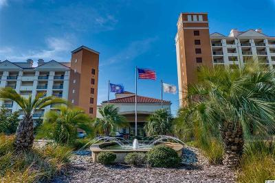Myrtle Beach Condo/Townhouse For Sale: 8121 Amalfi Pl. #7-506