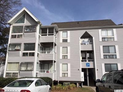 Myrtle Beach Condo/Townhouse For Sale: 351 Lake Arrowhead Rd. #25-404
