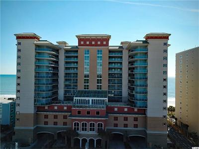 North Myrtle Beach Condo/Townhouse For Sale: 1321 S Ocean Blvd. #510