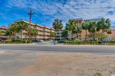 Garden City Beach Condo/Townhouse For Sale: 720 N Waccamaw Dr. #211