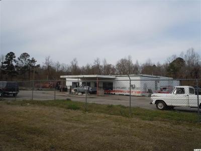 Whiteville Commercial For Sale: 7254 James B White Hwy.
