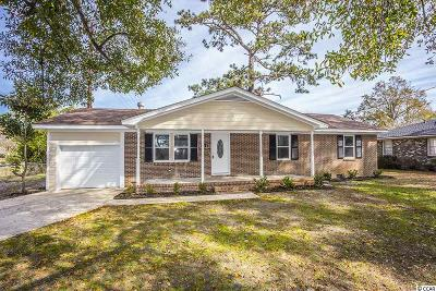 Myrtle Beach Single Family Home For Sale: 814 Duncan Ave.