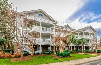 North Myrtle Beach Condo/Townhouse For Sale: 5824 Catalina Dr. #511