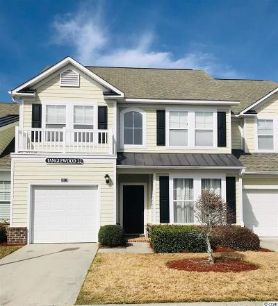 North Myrtle Beach Condo/Townhouse For Sale: 6095 Catalina Dr. #2213